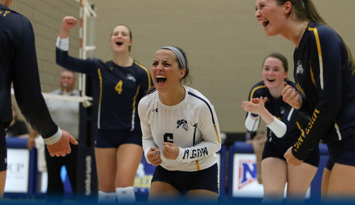 Mount Mercy Mustangs Volleyball Camps - powered by Oasys Sports